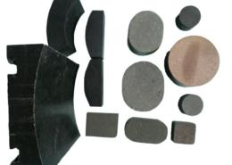 Friction Material For Machine Tool